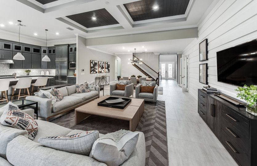 Living Area featured in the Stonewater By Pulte Homes in Fort Myers, FL