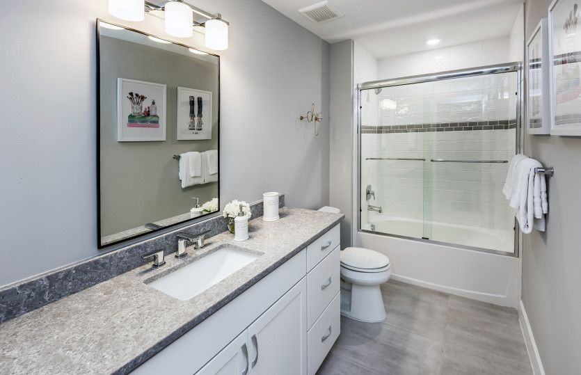 Bathroom featured in the Stonewater By Pulte Homes in Fort Myers, FL