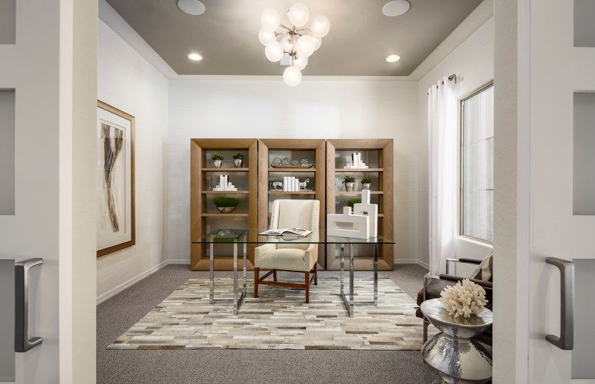 Living Area featured in the Ravenna By Pulte Homes in Tucson, AZ