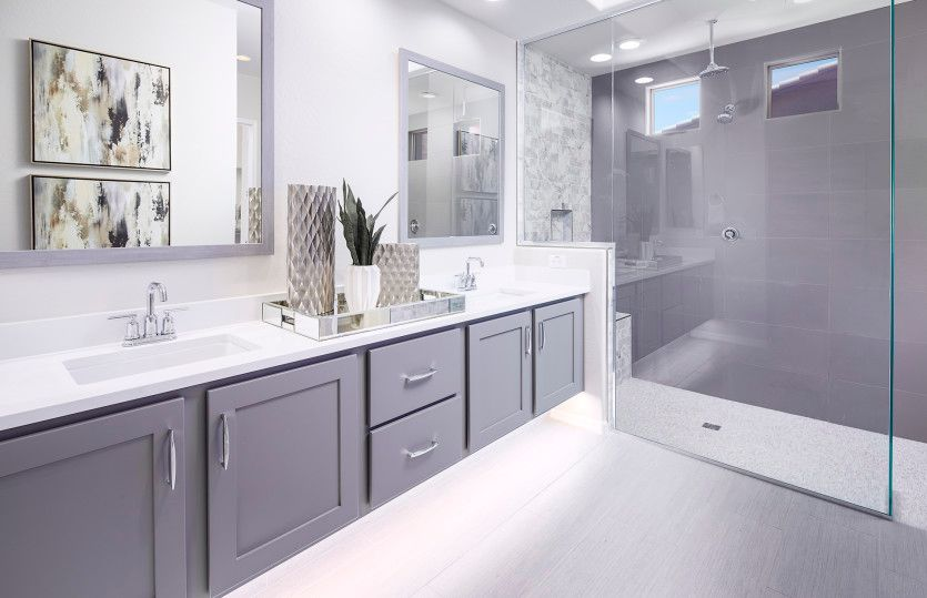Bathroom featured in the Ravenna By Pulte Homes in Tucson, AZ