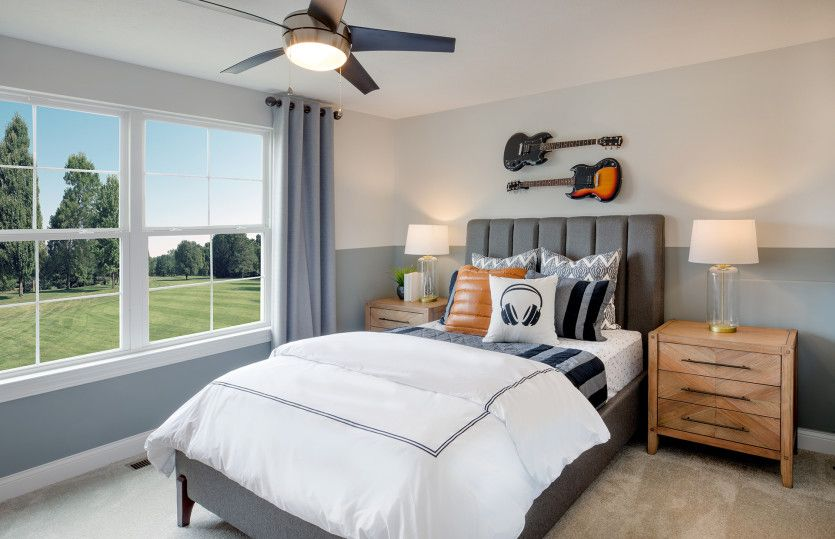 Bedroom featured in the Lyon By Pulte Homes in Columbus, OH