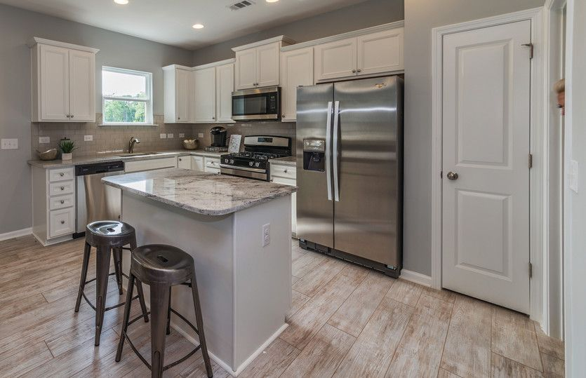 Kitchen featured in the Aspire By Pulte Homes in Hilton Head, SC