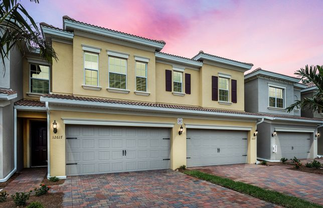 Spacious Two-Story Townhomes