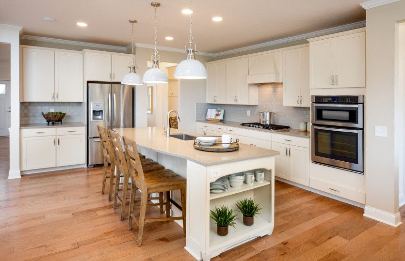 Kitchen featured in the Willwood By Pulte Homes in Columbus, OH
