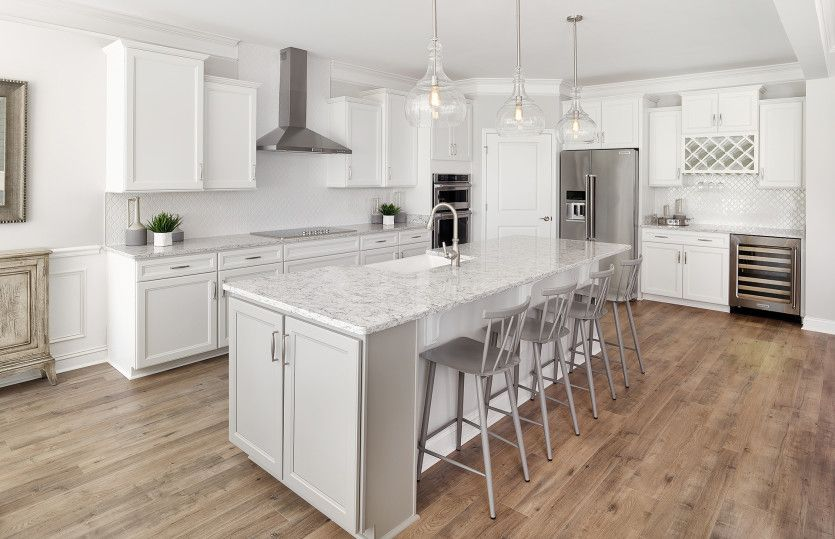 Kitchen featured in the Dunwoody Way By Pulte Homes in Myrtle Beach, SC