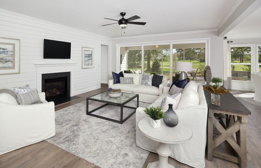 Living Area featured in the Dunwoody Way By Pulte Homes in Myrtle Beach, SC