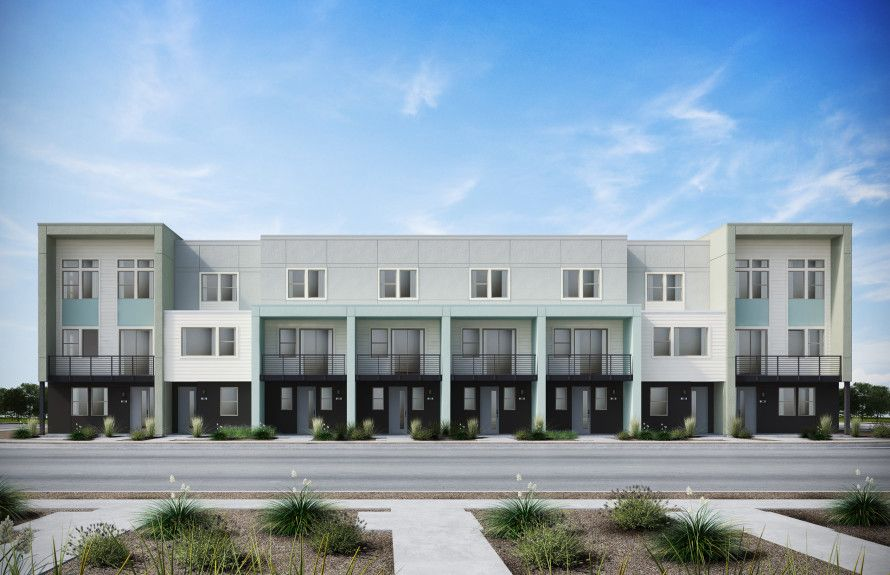 'The Rows at UrbanOak' by Pulte Homes - California - Northern California in San Jose