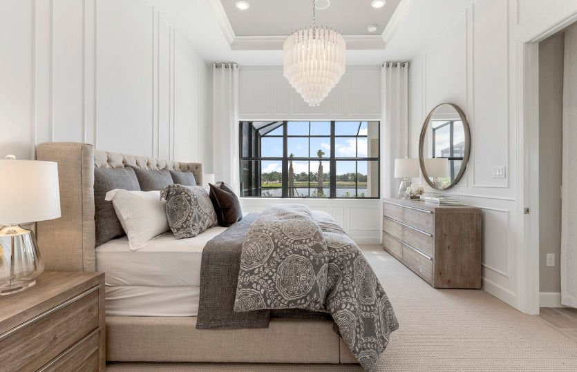 Bedroom featured in the Pompeii By Pulte Homes in Naples, FL