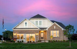 Lyon - Autumn Rose Woods: Dublin, Ohio - Pulte Homes