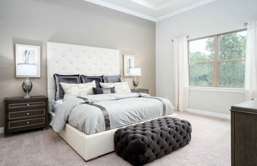 Bedroom featured in the Stonehaven By Pulte Homes in Orlando, FL