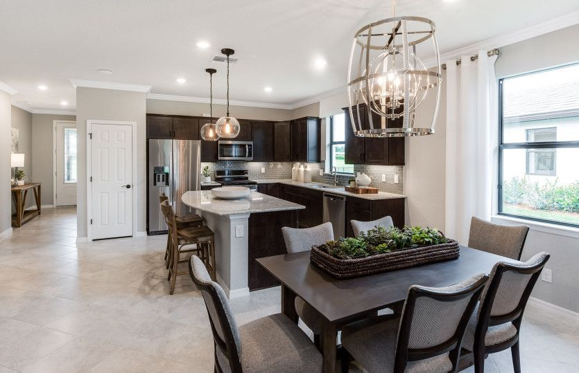 Kitchen featured in the Canopy By Pulte Homes in Indian River County, FL