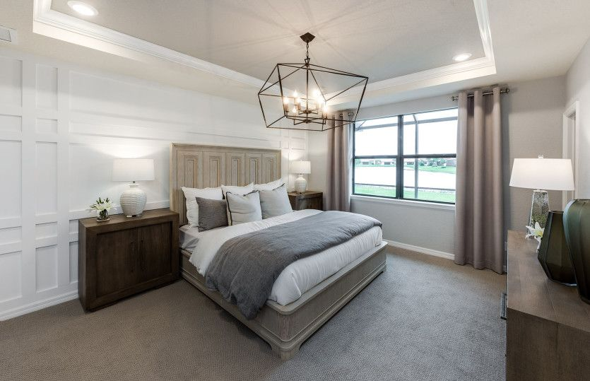 Bedroom featured in the Canopy By Pulte Homes in Martin-St. Lucie-Okeechobee Counties, FL