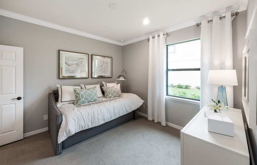 Bedroom featured in the Canopy By Pulte Homes in Indian River County, FL