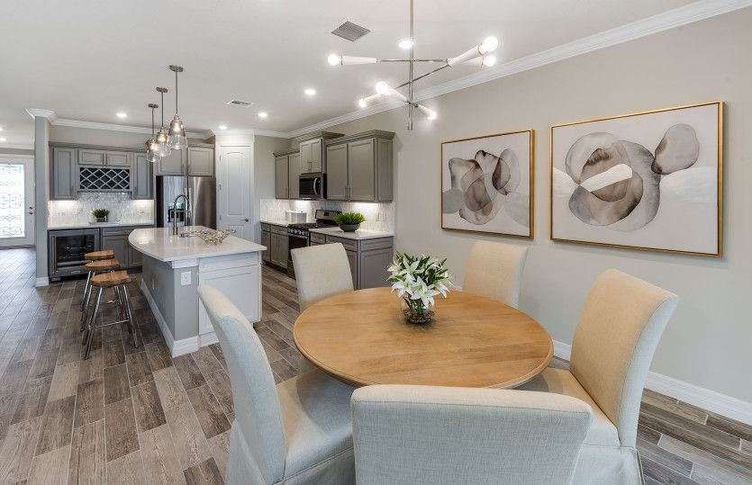 Kitchen featured in the Citrus Grove By Pulte Homes in Martin-St. Lucie-Okeechobee Counties, FL
