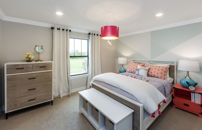Bedroom featured in the Citrus Grove By Pulte Homes in Martin-St. Lucie-Okeechobee Counties, FL