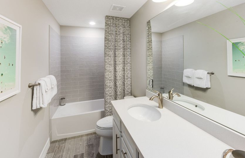 Bathroom featured in the Citrus Grove By Pulte Homes in Martin-St. Lucie-Okeechobee Counties, FL