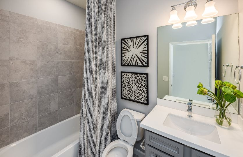 Bathroom featured in the Marina By Pulte Homes in Indian River County, FL