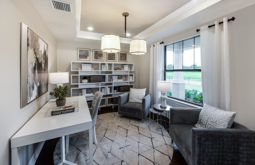 Living Area featured in the Palm By Pulte Homes in Martin-St. Lucie-Okeechobee Counties, FL