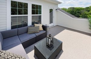 homes in Clarksburg Town Center by Pulte Homes