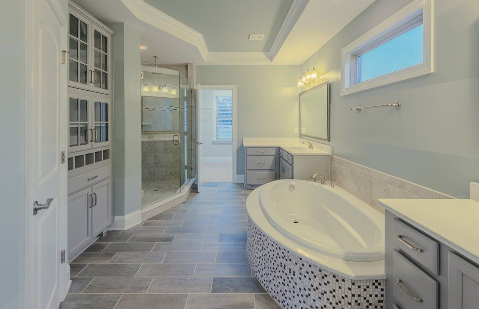 Bathroom featured in the Stonegate By Pulte Homes in Charlotte, SC
