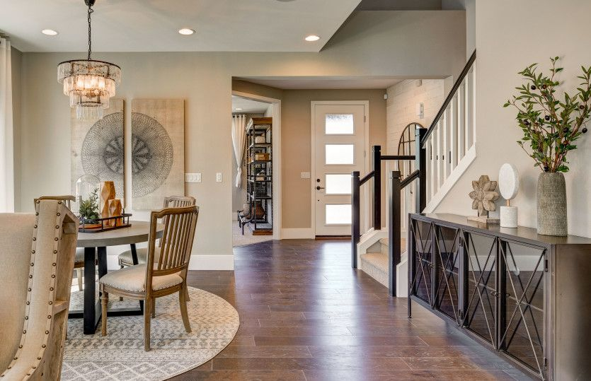 Living Area featured in the Roslyn By Pulte Homes in Tacoma, WA