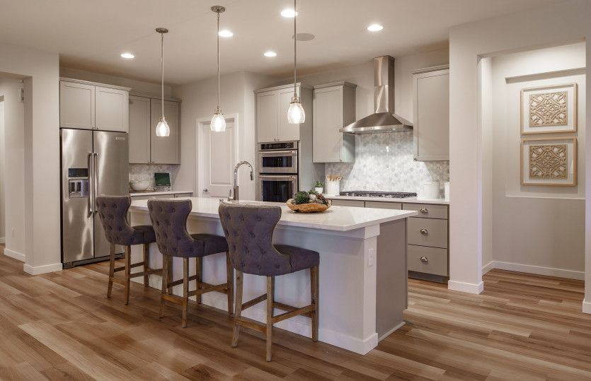 Kitchen featured in the Preserve By Pulte Homes in Seattle-Bellevue, WA
