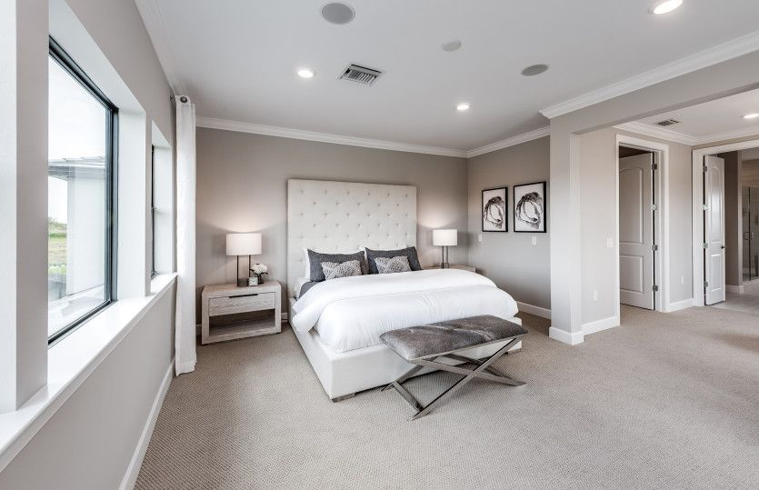 Bedroom featured in the Heatherton By Pulte Homes in Fort Myers, FL