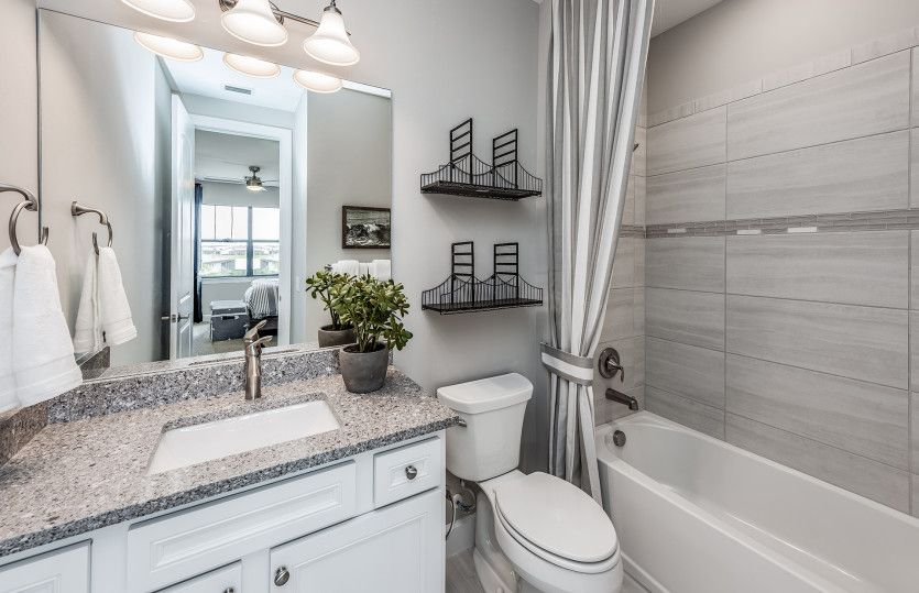 Bathroom featured in the Heatherton By Pulte Homes in Fort Myers, FL