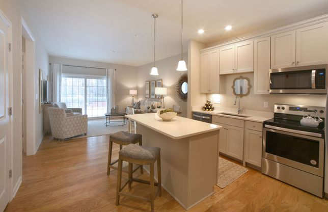 Moreland Plan At Riverside Woods In Andover Ma By Pulte Homes