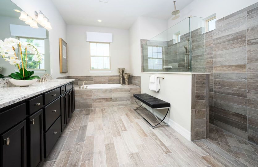 Bathroom featured in the Gardenside By Pulte Homes in Orlando, FL