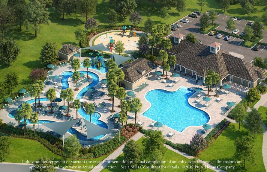 Berkshire Forest in Myrtle Beach, SC :: New Homes by Pulte ...