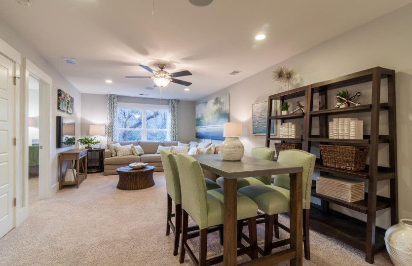 Living Area featured in the Stonebrook By Pulte Homes in Savannah, GA