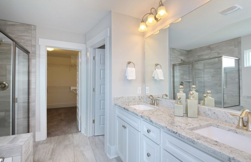 Bathroom featured in the Newberry By Pulte Homes in Savannah, GA