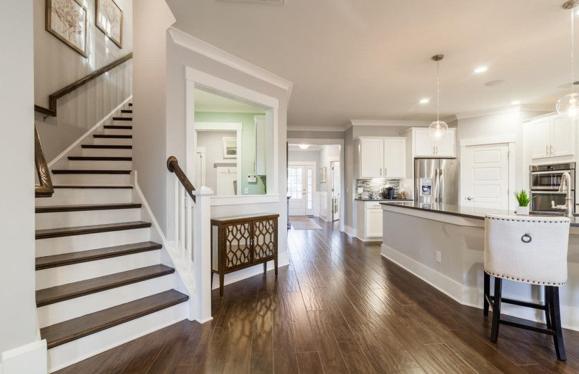 Living Area featured in the Stonebrook By Pulte Homes in Wilmington, NC