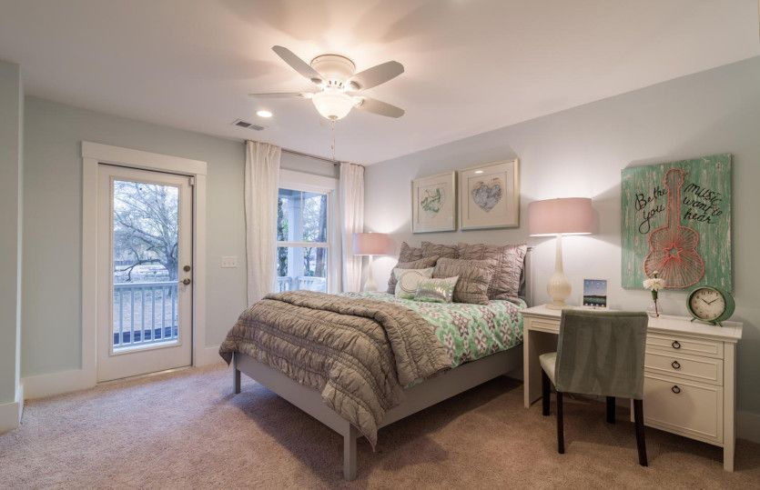 Bedroom featured in the Stonebrook By Pulte Homes in Wilmington, NC