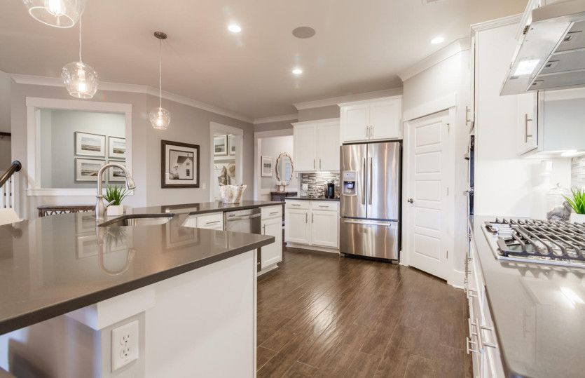 Kitchen featured in the Stonebrook By Pulte Homes in Hilton Head, SC