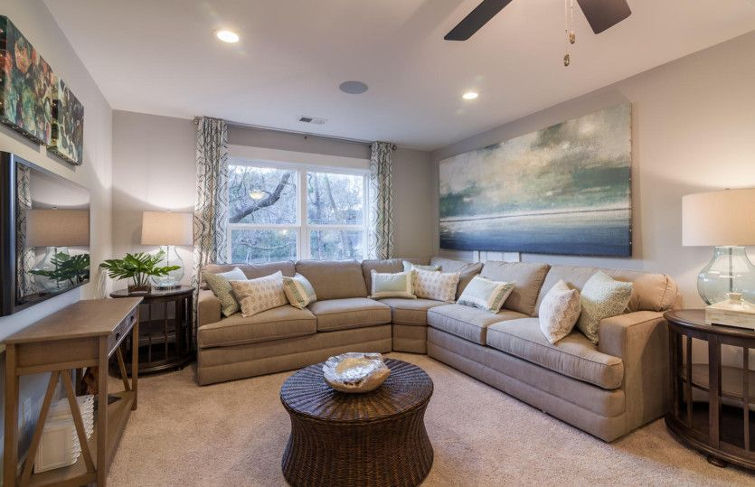 Living Area featured in the Stonebrook By Pulte Homes in Hilton Head, SC