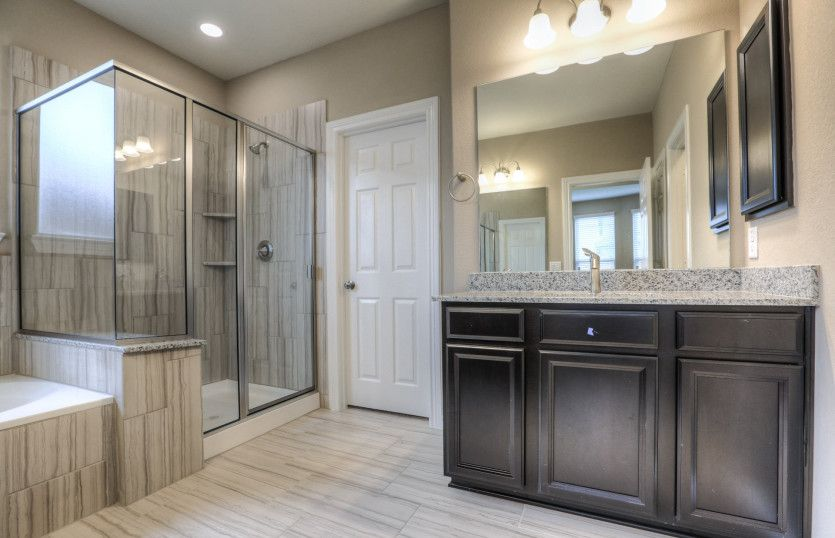 Bathroom featured in the Riverdale By Pulte Homes in Austin, TX