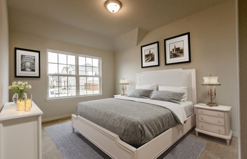 Bedroom featured in the Northlake By Pulte Homes in San Antonio, TX