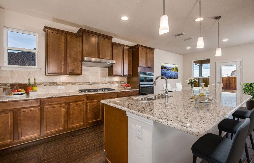 Kitchen featured in the Weston By Pulte Homes in San Antonio, TX