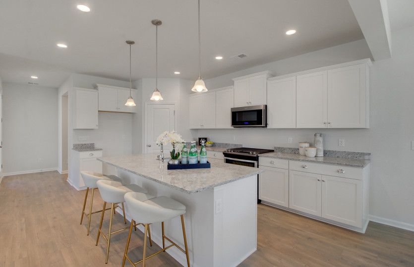 Kitchen featured in the Hawthorn By Pulte Homes in Charleston, SC