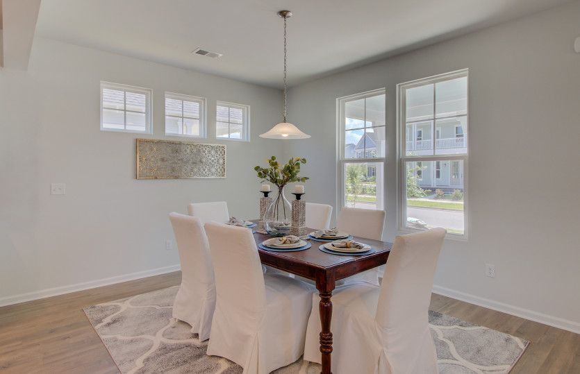 Living Area featured in the Hawthorn By Pulte Homes in Charleston, SC