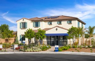 Harlow - Poppy at Eagle Crest: Winchester, California - Pulte Homes