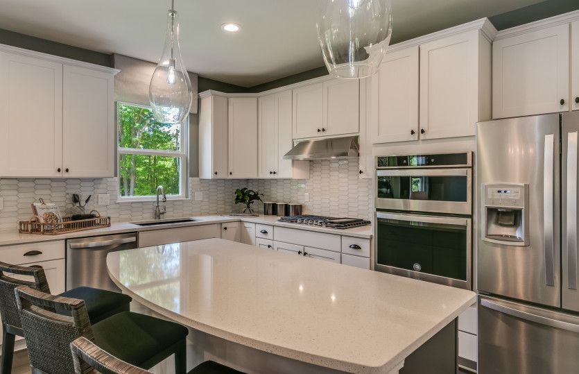 Kitchen featured in the Newberry By Pulte Homes in Detroit, MI