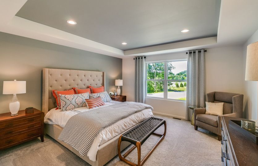 Bedroom featured in the Newberry By Pulte Homes in Detroit, MI