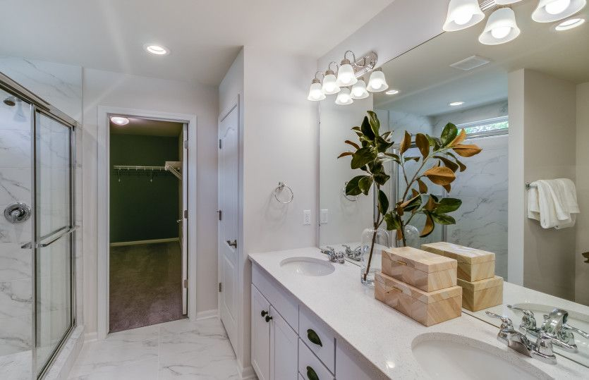 Bathroom featured in the Newberry By Pulte Homes in Detroit, MI