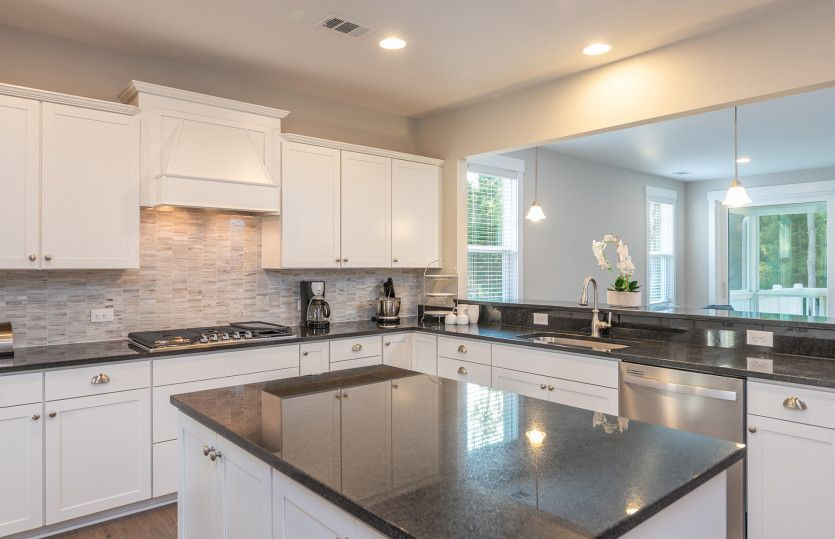 Kitchen featured in the Belleview By Pulte Homes in Wilmington, NC