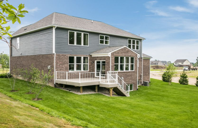 Exterior featured in the Deer Valley By Pulte Homes in Detroit, MI