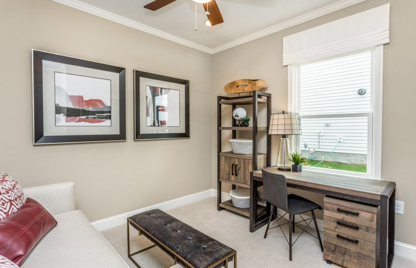 Living Area featured in the Murray By Pulte Homes in Raleigh-Durham-Chapel Hill, NC