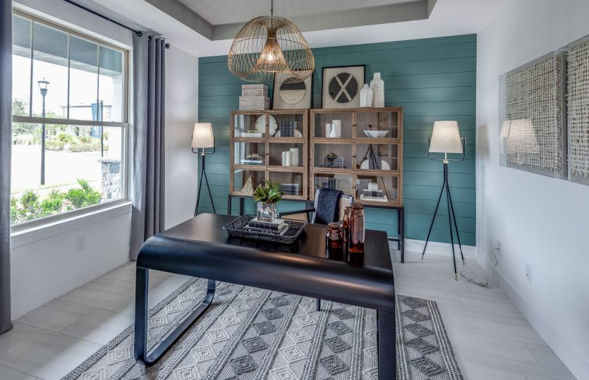 Living Area featured in the Citrus Grove By Pulte Homes in Tampa-St. Petersburg, FL